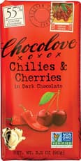 CHOCOLOVE チリアンチェリーダークチョコレート90 g