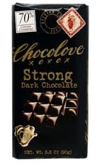 CHOCOLOVE ストロングダークチョコレート 90g