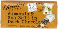 CHOCOLOVE アーモンド&シーソルト ダークチョコレート 37 g