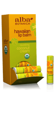 Alba ハワイアンリップバーム 栄養満点ココナッツクリーム 4.2g