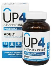 UP4 Probiotics Adult 60 Veg Capsules