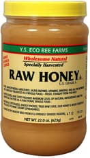Y.S Eco Bee Farms ローハニー 623 g