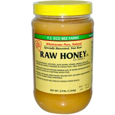 Y.S. Eco Bee Farms Raw Honey 3 lb