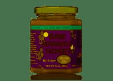 Y.S. Eco Bee Farms Raw Manuka Honey Active 15+ 12 oz
