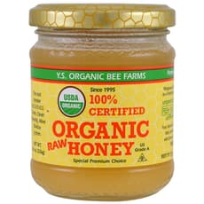 Y.S. Eco Bee Farms Organic Raw Honey 8 oz