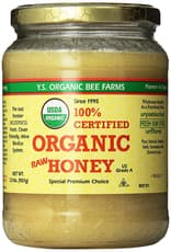 Y.s Eco Bee Farm Organic Raw Honey 2 lb