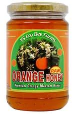 Y.S Eco Bee Farms Orange Raw Honey 13.5 oz