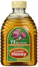 Y.S Eco Bee Farms ピュアプレミアムコローバーハニー 907 g