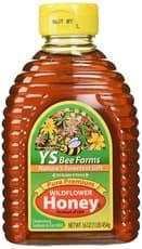 Y.S Eco Bee Farms Pure Premium Wildflower Honey 16 oz