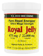 Y.S. Eco Bee Farms Royal Jelly 675 mg 11.5 oz
