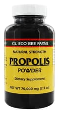 Y.S. Eco Bee Farms Propolis Powder 2.5 oz