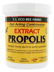 Y.S. Eco Bee Farms Y.S Propolis Extract in honey 11.4 oz