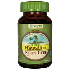 Nutrex Hawaii Pure Hawaiian Spirulina 500 mg 200 Tablets