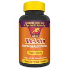 Nutrex Hawaii バイオアスチン ハワイアンアスタキサンチン12 mg 75ベジソフトジェル