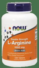Now Foods L-アルギニン 1,000 mg  120 錠