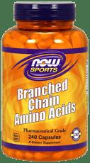 Now Foods BCAA (分岐鎖アミノ酸) 240 カプセル