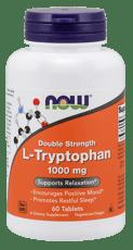 Now Foods L-トリプトファン ダブルストレングス 1,000 mg 60錠