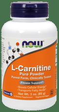 Now Foods L-カルニチン ピュアーパワーダー 85 g