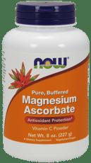 Now Foods 純粋な緩衝化アスコルビン酸マグネシウム 227 g