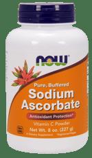 Now Foods アスコルビン酸ナトリウム粉末 227 g