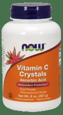 Now Foods ビタミンCクリスタルパウダー 227 g