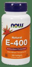 Now Foods E-400 100ソフトジェル