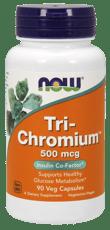 Now Foods トリクロミウム 500 mcg 90ベジカプセル
