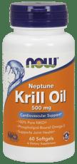 Now Foods クリルオイル 500 mg 60ソフトジェル