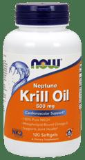 Now Foods ネプチューンクリルオイル 500 mg  120ソフトジェル