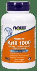 Now Foods ネプチューンクリルオイル 1,000 mg 60ソフトジェル