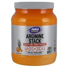 Now Foods アルギニンスタック トロピカルパンチ 1 kg