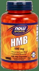 Now Foods HMB 500 mg 120 ベジカプセル