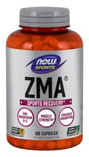 Now Foods ZMA 180 カプセル