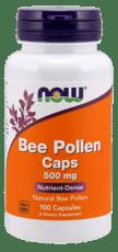 Now Foods ビーポーレンキャップ 500 mg 100カプセル