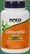 Now Foods クロレラ 1,000 mg 120錠