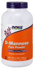 Now Foods D-マンノースピュアパウダー 170 g
