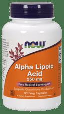Now Foods アルファリポ酸 250 mg 120ベジカプセル