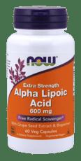 Now Foods アルファリポ酸エクストラストレングス 600 mg 60ベジカプセル