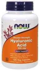 Now Foods ヒアルロン酸 100 mg 120 ベジカプセル