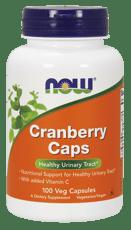 Now Foods クランベリー濃縮物 100 ベジカプセル