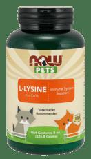 Now Foods 猫用 L-リジン 226.8 g