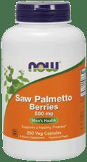 Now Foods ソーパルメットベリー 550 mg 250 ベジカプセル