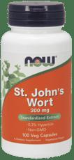 Now Foods セントジョンズワート300 mg 100ベジカプセル