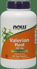 Now Foods バレリアン ルート  500 mg  250ベジカプセル