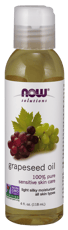 Now Foods Grapeseed Oil 4 fl oz