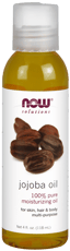 Now Foods Jojoba Oil 4 fl oz