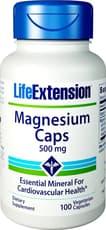 Life Extension マグネシウムカプセル 500 mg 100ベジカプセル