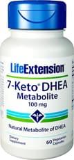 Life Extension 7Keto DHEA メタボライト 100 mg 60ベジカプセル