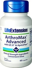 Life Extension アルトロマックスアドバンスド With UC-II & アプレスフレックス 60錠