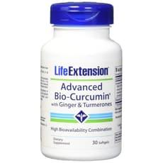 Life Extension アドバンス バイオクルクミン ジンジャー&ツルメロン入り 30ソフトジェル